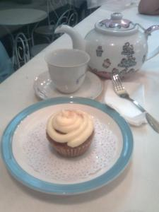 BUnny Huggers Carrot Cake Cupcake