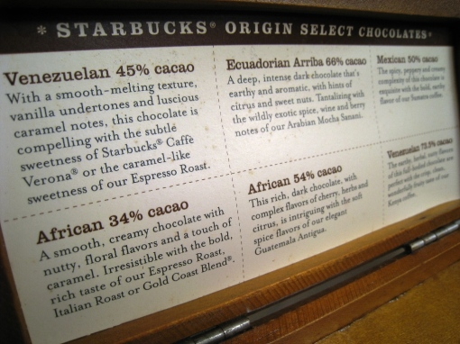 Cocoa in Numbers - Starbucks 02