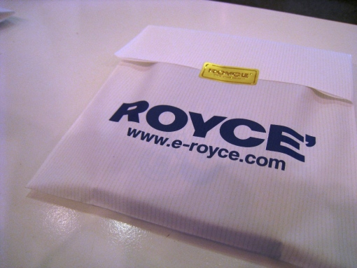 Royce' - Farewell Gift Rum Raisin Bar