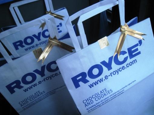 Royce' - Gift Bags 00