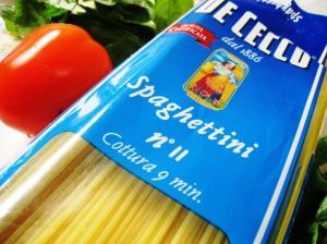 Rustans Finds - De Cecco Spaghettini