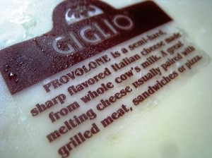 Rustans Finds - Giglio Provolone Cheese