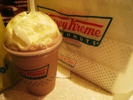 Krispy Kreme - Chocolate Chocolate Chiller 00