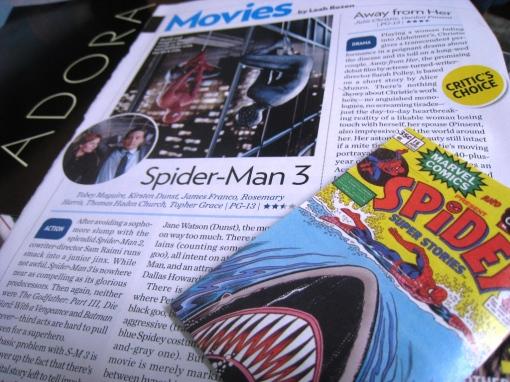 Superheroes - Spidey IMG_3385