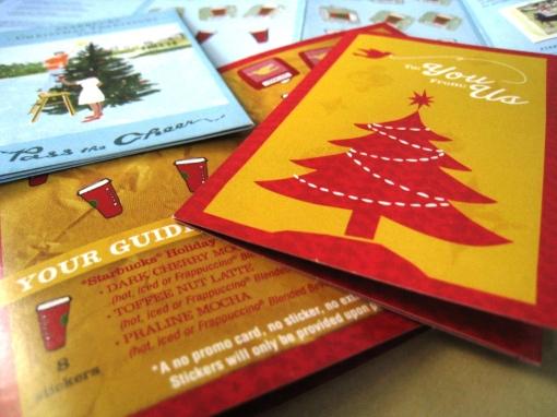 35 Things - Starbucks Christmas Traditions