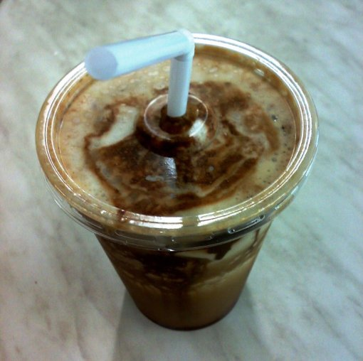 Coffee California Heath Frappe 00