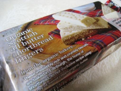 Cookie - Marks & Spencer Shortbread