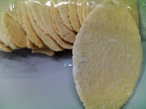 Cookie - Salvaro Coconut Crunchies 01
