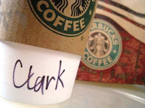 Day in Makati - Starbucks 02 Coffee Name