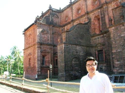 India - Basilica De Bom Jesus 00