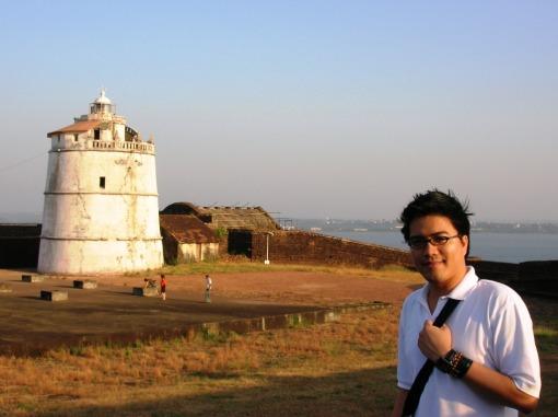 India - Goa Walled City 00