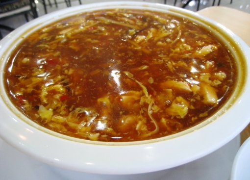 King Bee - Hot & Sour Soup 00