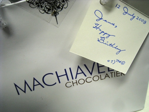 Machiavelli Chocolates 07