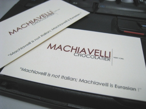 Machiavelli Chocolates 08