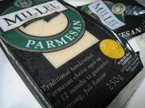 Millel Parmesan Cheese