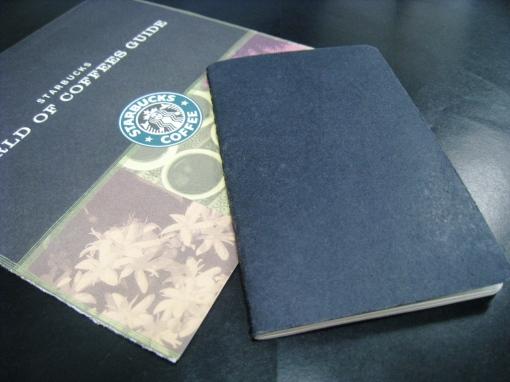 Notebook - Moleskine 00
