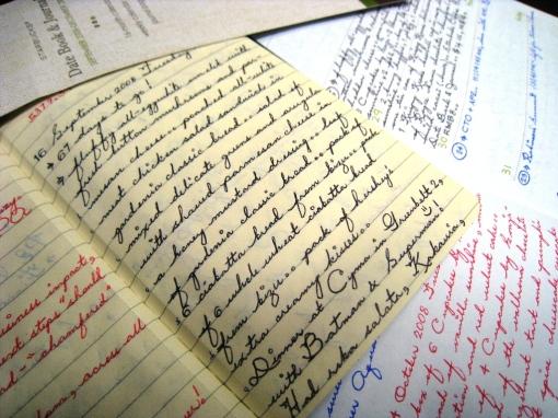 Notebook - Notebook Pile