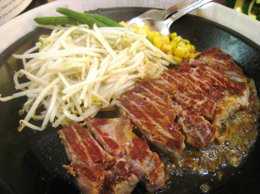 Pepper Lunch - eNTeNG's Shimofuri Steak 02