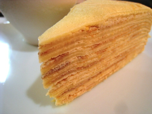 Pepper Lunch - Vanilla Crepe Cake 00