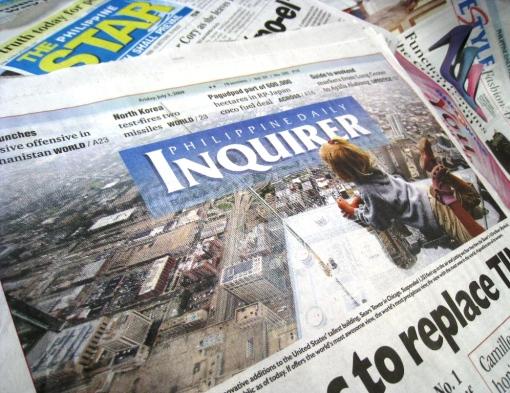 Sears Tower - Inquirer Headline 01