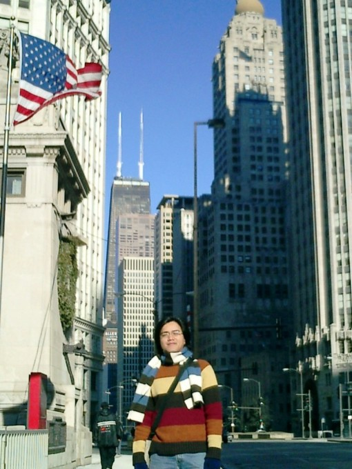Sears Tower - On Michigan Avenue, the Magnificent Mile