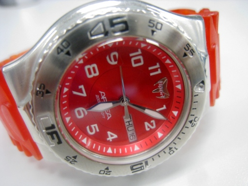 Technomarine - Apnea Red Gel