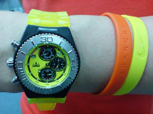 Technomarine - Raft Chronograph Yellow Gel
