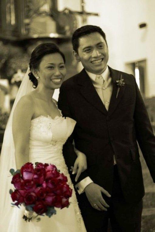 Ian Marie Wedding 05