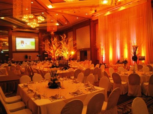 Ian Marie Wedding - Ballroom 00