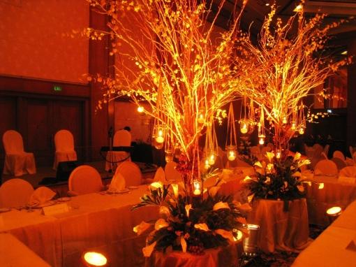 Ian Marie Wedding - Ballroom 01 Presidential Table