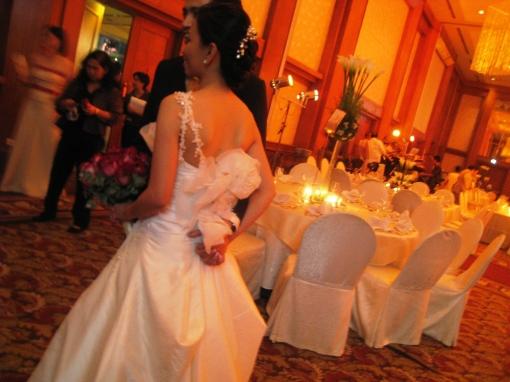 Ian Marie Wedding - Marie Veluz Gown 00