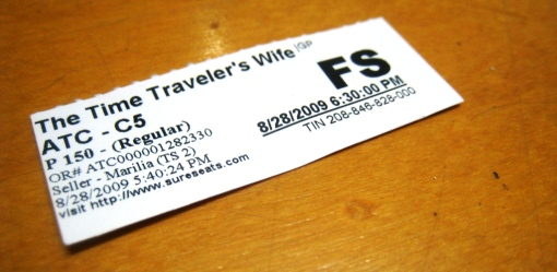 Movie - The Time Traveler's Wife 02