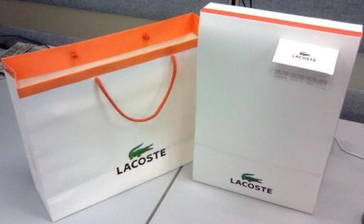 Lacoste Shirt Box 00