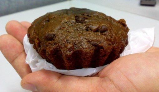 Mabelle's Banana Choco Muffin