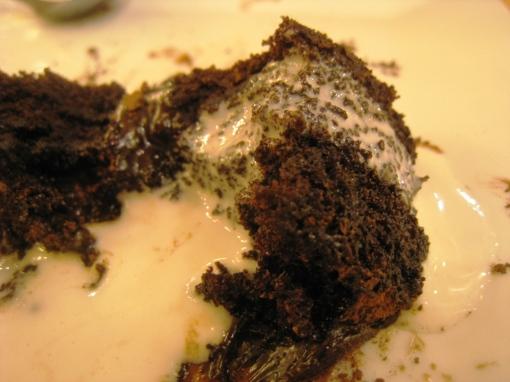 Shangri-La 091409 - Pepper Lunch 26 Molten Chocolate Cake a la Mode