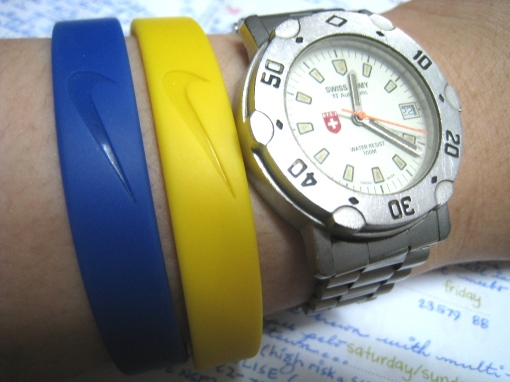 Swiss Army + Yellow Blue Baller IDs 00