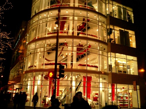 The Magnificent Mile - Crate & Barrel