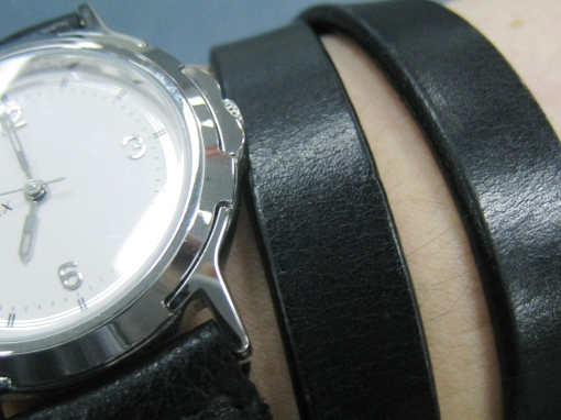 Wristwatch - DIY Hermes 00
