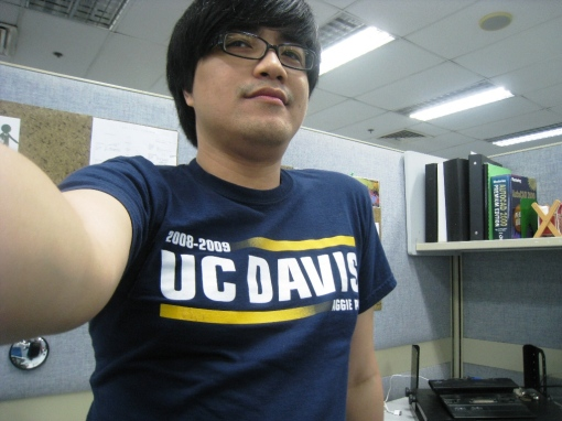 Tale of Two Tees - UC Davis 00