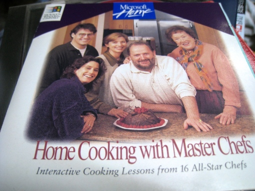 Julia Child Home Cooking with Master Chefs