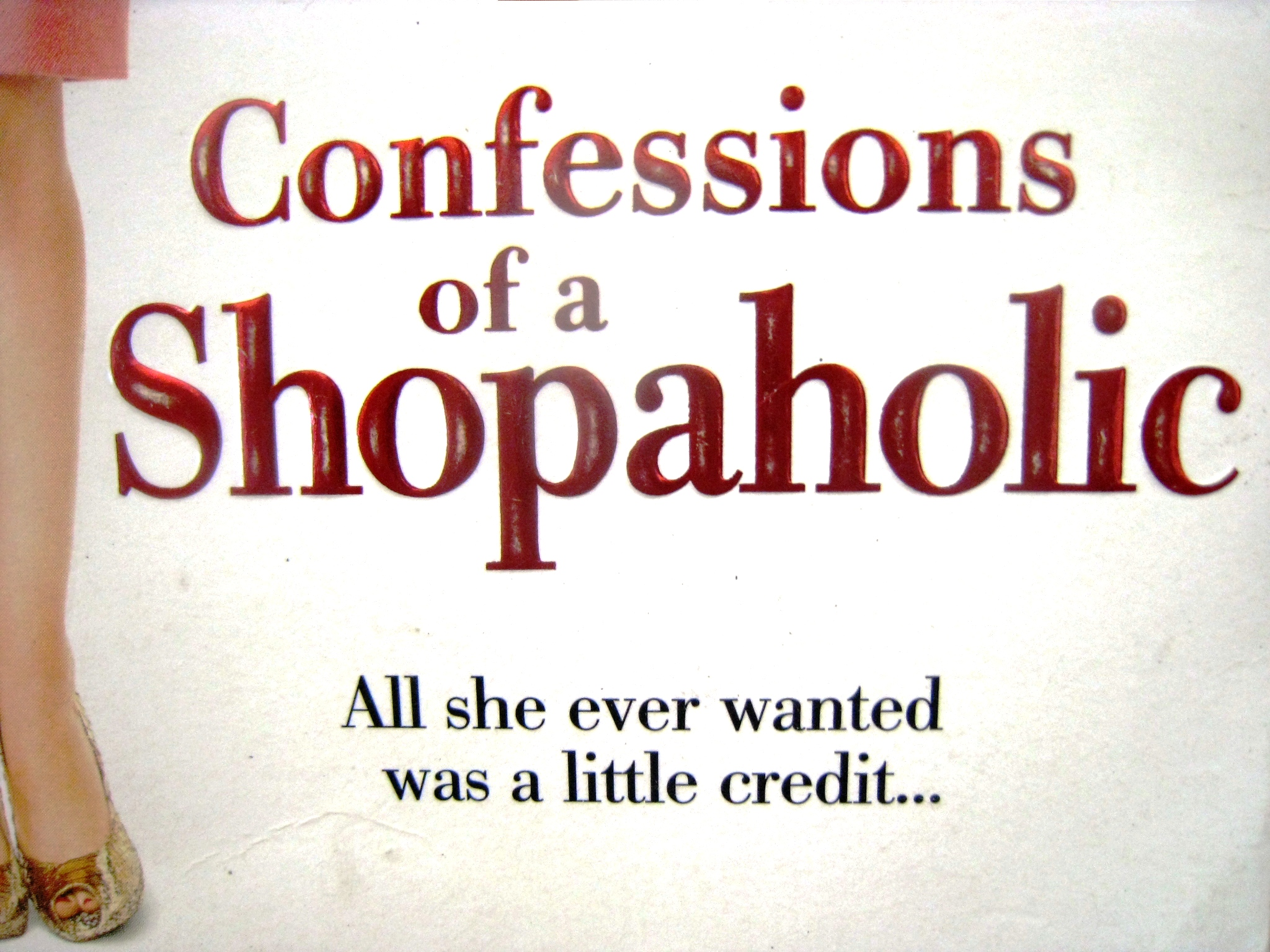 shopaholic addiction essay The true psychological source of a person's compulsive spending tendencies is difficult to pinpoint the behavior itself is not a diagnosable mental health condition, but it has been linked to many other psychological conditions, from low self-esteem to addictionsome researchers identify compulsive buying as an obsessive-compulsive tendency, and.