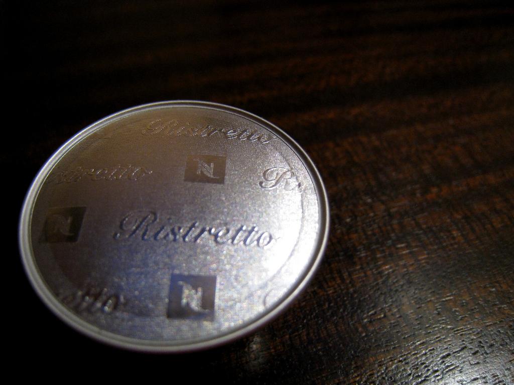 "Vivalto Lungo  eNTeNG c"",)™©s MunchTime™© -> Nespresso Ristretto"