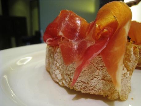 Claudio Farewell - Food 01 Prosciutto