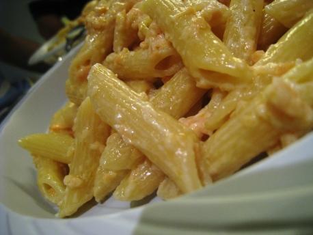 Claudio Farewell - Food 06 Penne