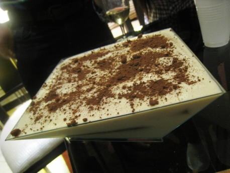 Claudio Farewell - Food 07 Tiramisu
