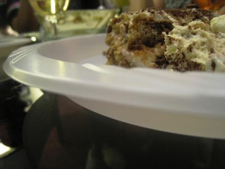 Claudio Farewell - Food 09 Tiramisu