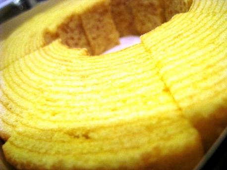 Claudio Farewell - Food 11 Layer Cake