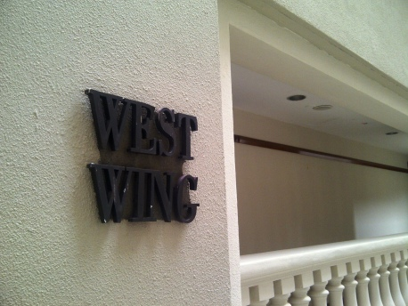 Italian Lunch - Apartment 03 The West Wing