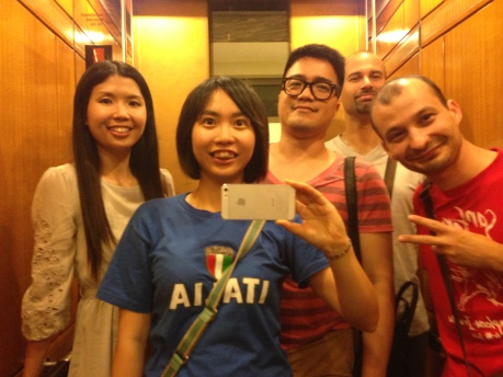 Italian Lunch - Group 05 Elevator