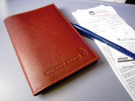 SQ918 18 Passport